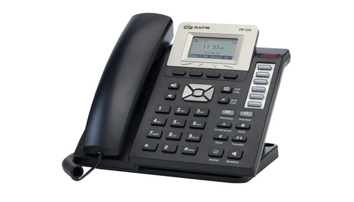 ZIP 33G IP Phone