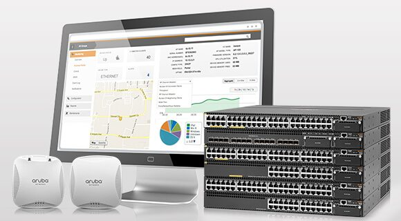 Aruba Network Management | Executone Systems