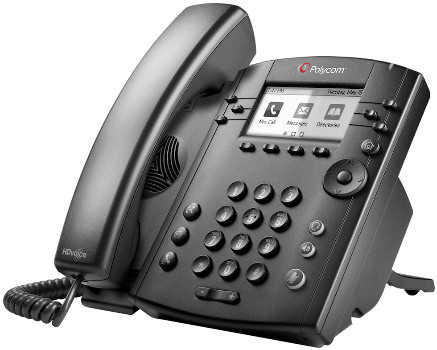 POLYCOM VVX 310 2-LINE IP PHONE
