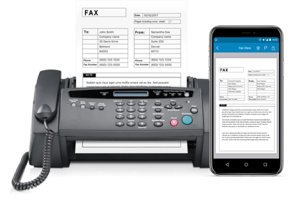 RingCentral Fax   Valley Tel Service, Inc