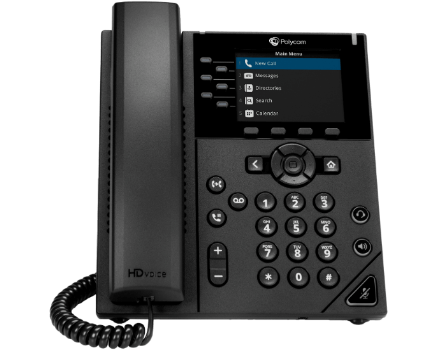 Polycom VVX 300 2-Line IP Phone