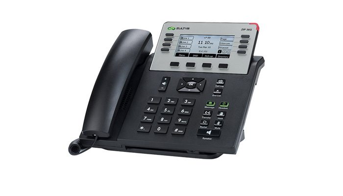 Zultys ZIP 36G IP Phone