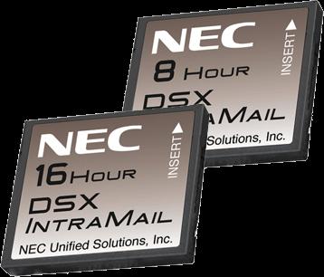 NEC DSX   Valley Tel Service, Inc