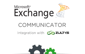 Microsoft Exchange Communicator Integration with Zultys