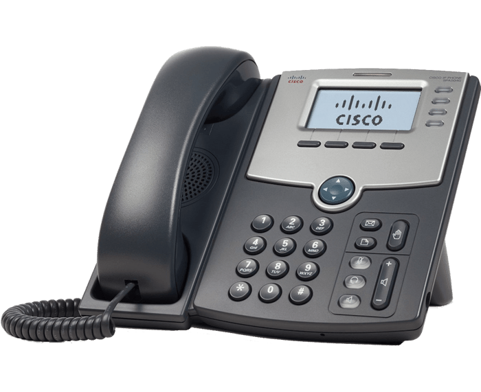 CISCO SPA 504G 4-LINE PHONE