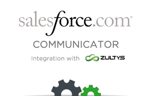 Salesforce.com Communicator Integration with Zultys