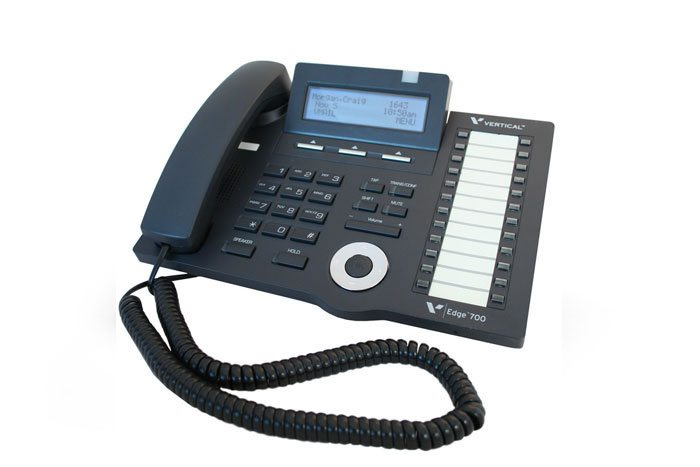Edge 700 24-Button Digital Phone