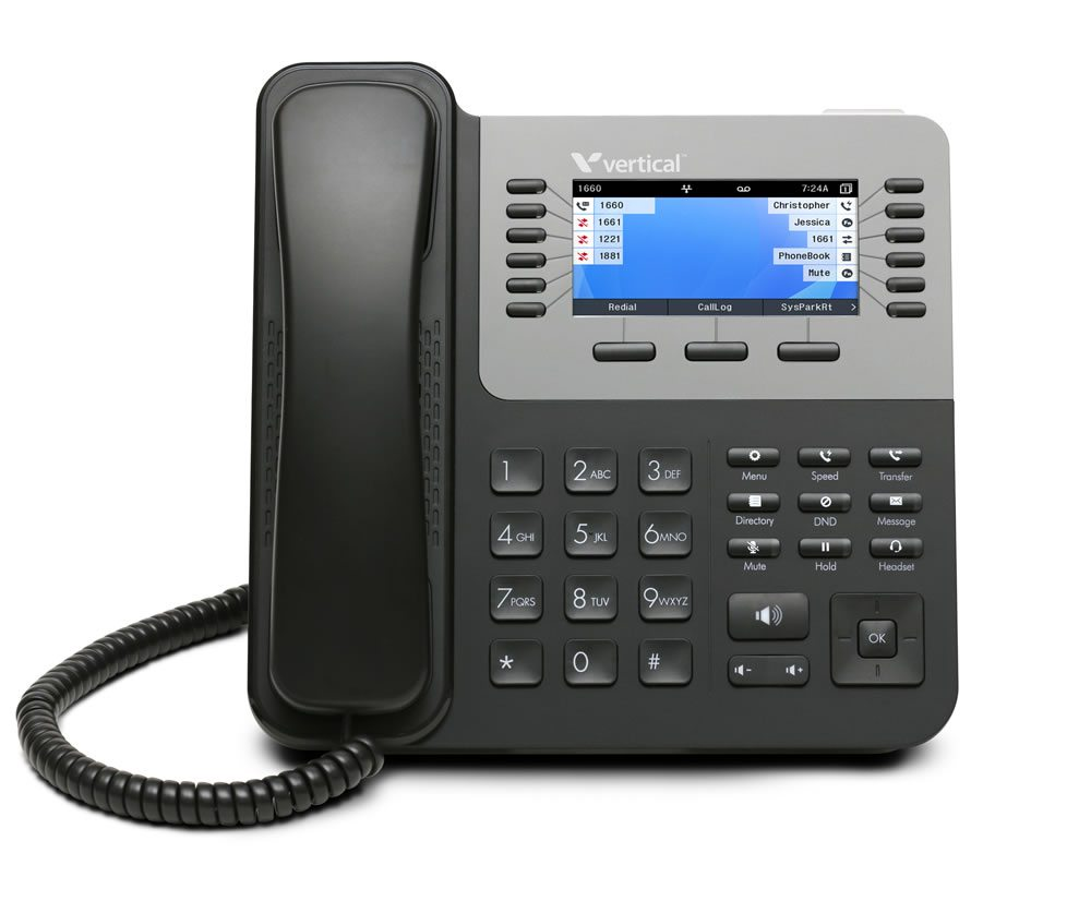 Edge 9840 Color Screen IP Phone